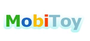 logo mobitoy, logo dla sklepu zabawkowego, logo dla firmy, identyfikacja wizualna, budowa wizerunku firmy, marki